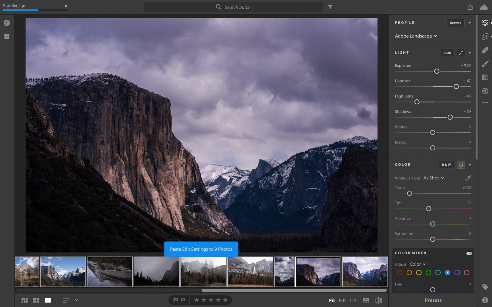 Tips and Tutorials in Using Lightroom